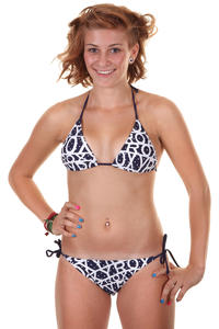 Roxy Wake Up Tie Sides Bikini girls (navy)