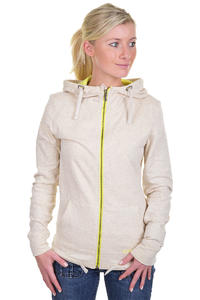 Roxy Cool Down Zip-Hoodie girls (oatmeal heather)