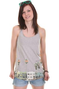 Roxy Racer Tank-Top girls (heather grey)