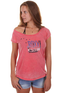 Roxy Emilio T-Shirt girls (wild strawberry)