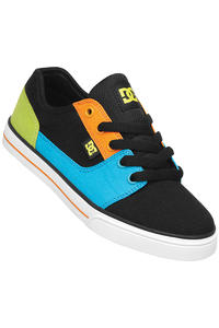 DC Bristol Canvas Schuh kids (black multi)