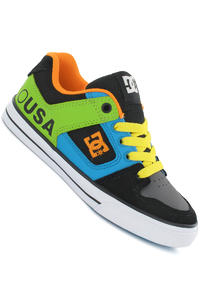 DC Pure Schuh kids (black unknow pleasures)