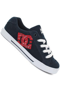DC Chelsea LE Shoe girls (navy red)
