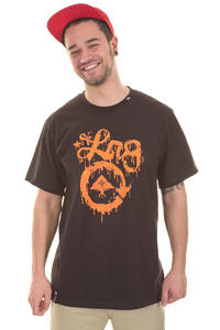 LRG Dripping Oil T-Shirt (black)
