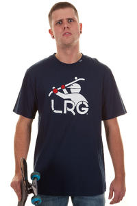 LRG South Sider T-Shirt (navy)