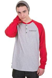 LRG Team Raglan Longsleeve (ash heather)