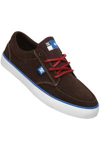 DC Teak S Shoe (brown blue)