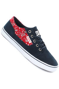 DC Bristol LE Schuh girls (navy red)