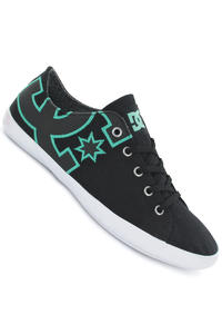 DC Cleo Shoe girls (black green)