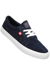 DC Council S Schuh (navy red)