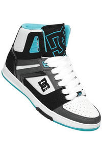 DC Stance Hi Shoe girls (white black blue)