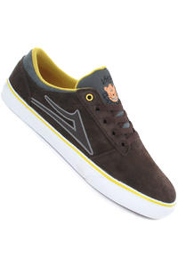 Lakai x Cleptomanicx Brea Suede Schuh (brown)