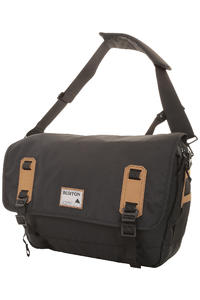 Burton Flint Messenger Bag (true black)