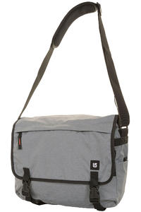 Burton Synth Messenger Bag (pewter heather)