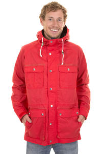 Burton Greenville Jacke (cardinal)