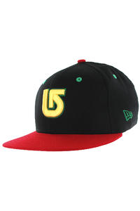 Burton ADL 59Fifty Cap (rasta)