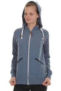 Burton Lark Zip-Hoodie girls (team blue heather)