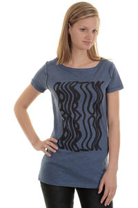 Burton Anesthesia Boatneck T-Shirt girls (team blue)