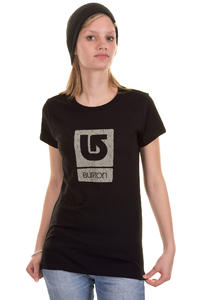Burton Logo Fill SP13 T-Shirt girls (true black)