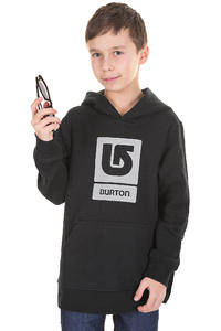 Burton Logo Vertical SP13 Hoodie kids (true black)