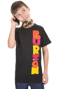 Burton Super Hero T-Shirt kids (true black)