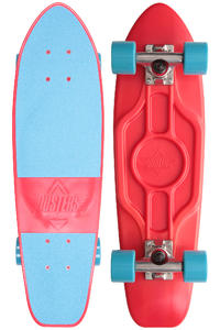 Dusters Mighty 25&quot; (63,5cm) Cruiser (red blue)