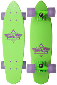 "Dusters Ace 24"" (61cm) Cruiser (neon green purple)"