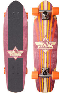 "Dusters Keen 31"" (78,5cm) Cruiser (brown orange)"