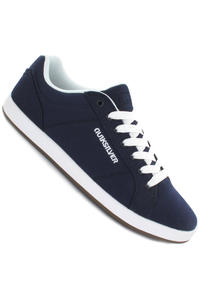 Quiksilver Area 5 Slim CVS Shoe (navy white gum)