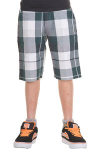 DC Benett Shorts kids (spruce plaid)