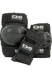 TSG Protection Junior Protection-Set (black)