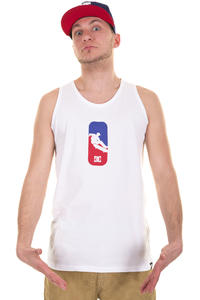 DC Roll Up Tank-Top (white)