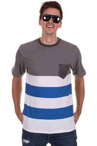 Quiksilver Hoops Global T-Shirt (blue velvet)