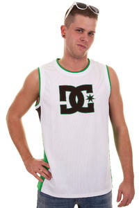 DC Freedalbo 2 Tank-Top (white)