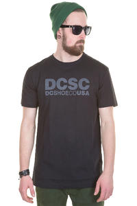 DC DCSC T-Shirt (black)