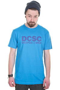 DC DCSC T-Shirt (bright blue)