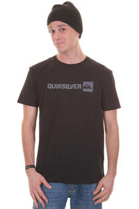 Quiksilver Wordmark T-Shirt (black)
