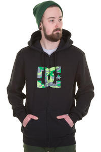 DC Training Day Zip-Hoodie (black)