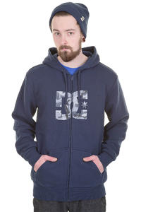 DC Training Day Zip-Hoodie (dc navy)