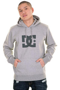 DC Star SP13 Hoodie (heather grey)