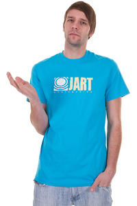 Jart Skateboards Classic Logo T-Shirt (blue)