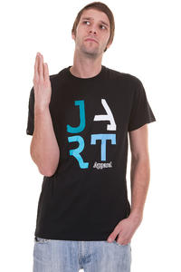 Jart Skateboards SL Logo T-Shirt (black)