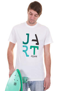 Jart Skateboards SL Logo T-Shirt (white)