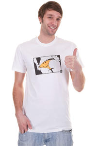 Jart Skateboards Smile T-Shirt (white)