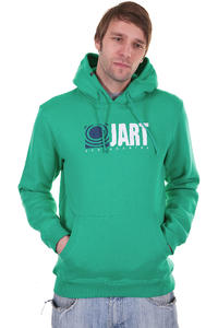 Jart Skateboards Classic Logo Hoodie (green)