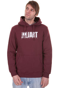 Jart Skateboards Classic Logo Hoodie (oxblood)