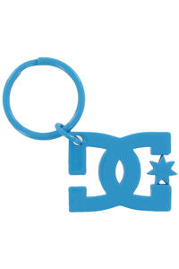 DC Star Key-Chain (bright blue)