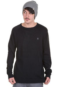 Volcom Standard Crew Sweatshirt (black)
