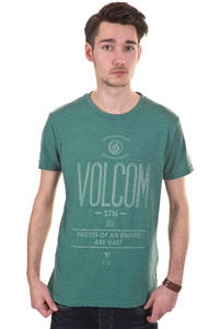 Volcom Fontivarious Novelty T-Shirt (strobe green)