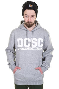 DC DCSC Hoodie (heather grey)
